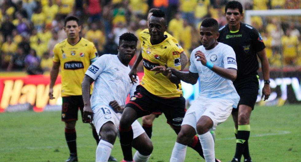 Barcelona igualó sin goles ante Guayaquil City por sexta jornada de Serie A de Ecuador. (Foto: Barcelona SC)