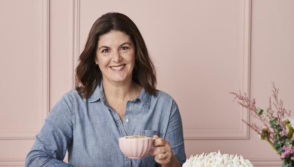 """El libro """"Cocina con Ximena"""" es un proyecto que Llosa ha hecho en conjunto con supermercados Tottus. A la venta desde el 1 de noviembre."""