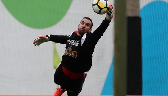 El guardameta nacional se refirió a los duelos amistosos que enfrentará la selección peruana en las fechas FIFA, previo al Mundial de Rusia. (Foto: EFE)