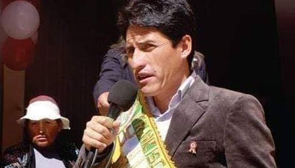 Ex alcalde Francisco Alfredo Chamorro Cervantes. (Foto: Facebook)