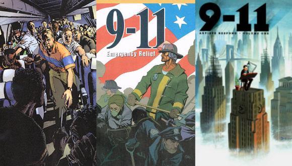 El 11-S en los cómics: del estupor a la esperanza