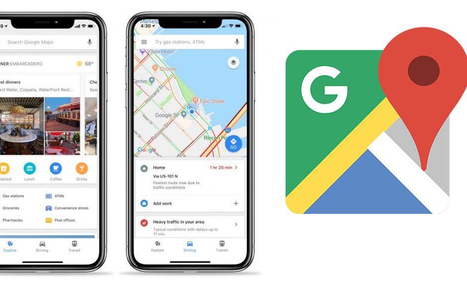 Conoce cómo descargar mapas de Google Maps y poder utilizarlos sin conexión a internet. (Foto: Google)