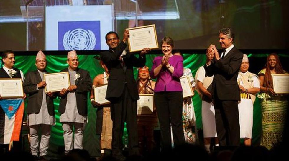 ONU anuncia comunidades indígenas ganadoras del premio Equator - 2