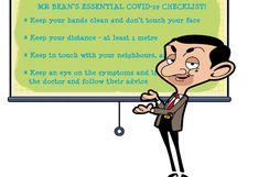 Mister Bean se alía con OMS para pedir que población siga alerta ante COVID-19 | VIDEO