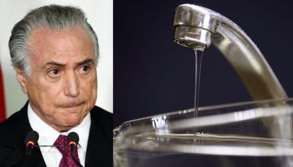 Río de Janeiro privatizará el agua por la crisis económica