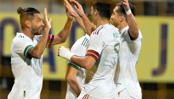 Las selecciones de México y Argelia empataron 2-2 en un partido amistoso por la fecha FIFA | Foto: @miseleccionmx