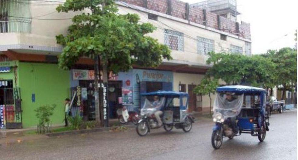 Lluvias intensas y descargas eléctricas se registrarán desde mañana en la selva