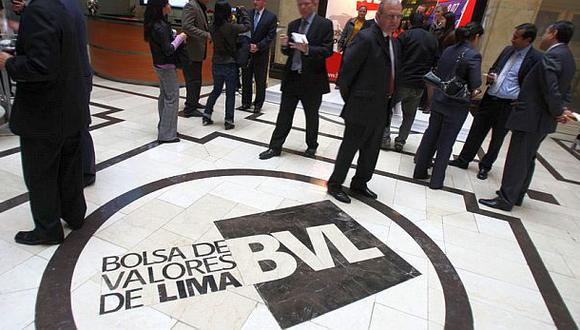 BVL podría continuar con pérdidas en el segundo trimestre