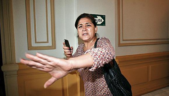 Fiscalía solicita 35 años de cárcel para Nancy Obregón