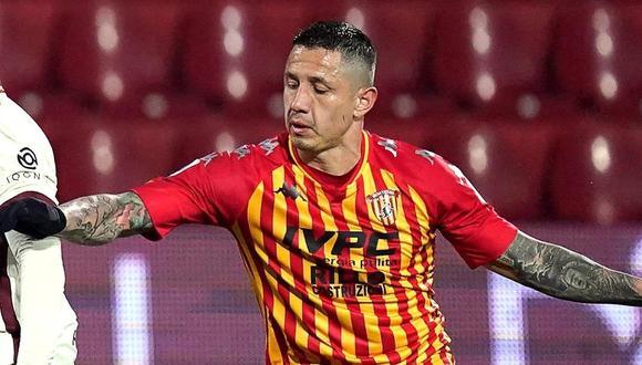 Lapadula es uno de los futbolistas más importantes de la selección peruana. (Foto: EFE)