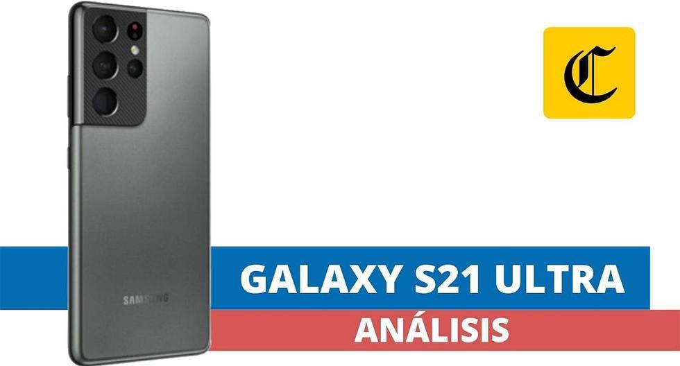 Este Galaxy S21 Ultra 5G ha sufrido los cambios justos para hacer que la propuesta de Samsung, iniciada el año pasado, alcance madurez. (El Comercio)