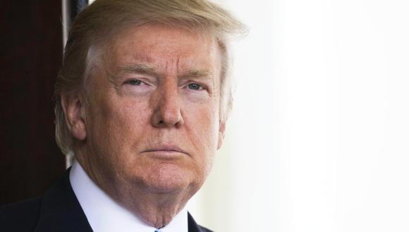 Donald Trump visitará Florida tras el paso del huracán Irma. (Foto: EFE)