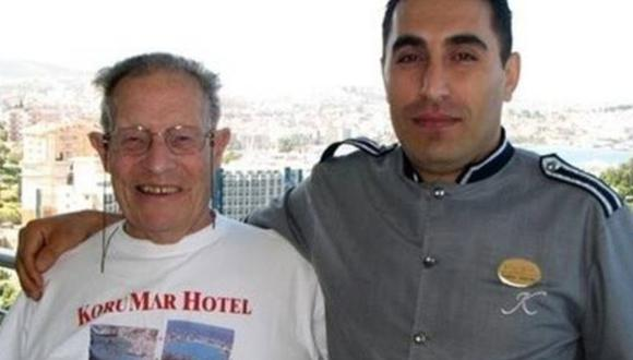 Turista le dejó una millonaria herencia al botones de un hotel. (Foto: Facebook | Taskin Dasdan)