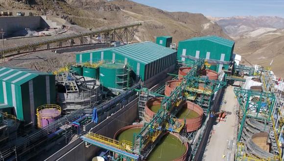 Credicorp Capital señaló que Cerro Verde registró una utilidad neta de US$ 188.9 millones. (Foto: ANDINA/Difusión)