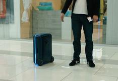 CES 2018: Nunca tendrás que arrastrar tu equipaje en el futuro