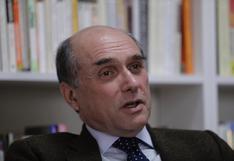 """""""Si el Congreso claudica, hemos vacado a la democracia peruana"""". Entrevista a Francisco Tudela"""