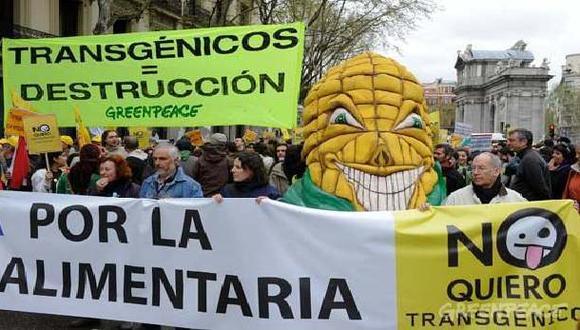 109 nóbeles defienden los transgénicos de ataque de Greenpeace