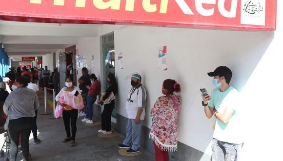 El Bono 600 ayudará económicamente a muchas familias afectadas por la crisis de la pandemia   Fotos Britanie Arroyo / @photo.gec