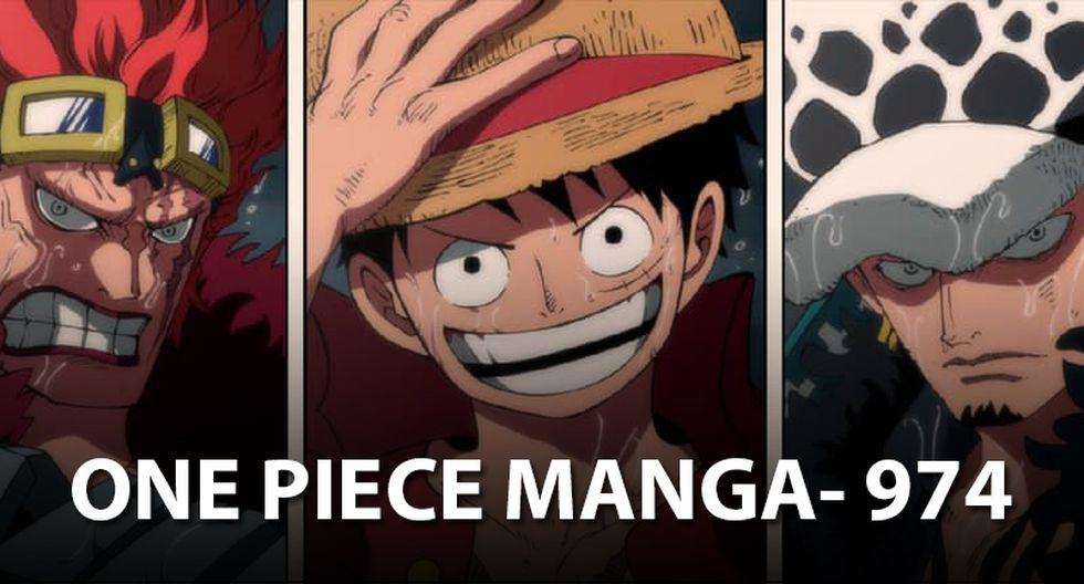Entra aquí y lee el resumen del capítulo 974 del manga de One Piece subtitulado en español latino.