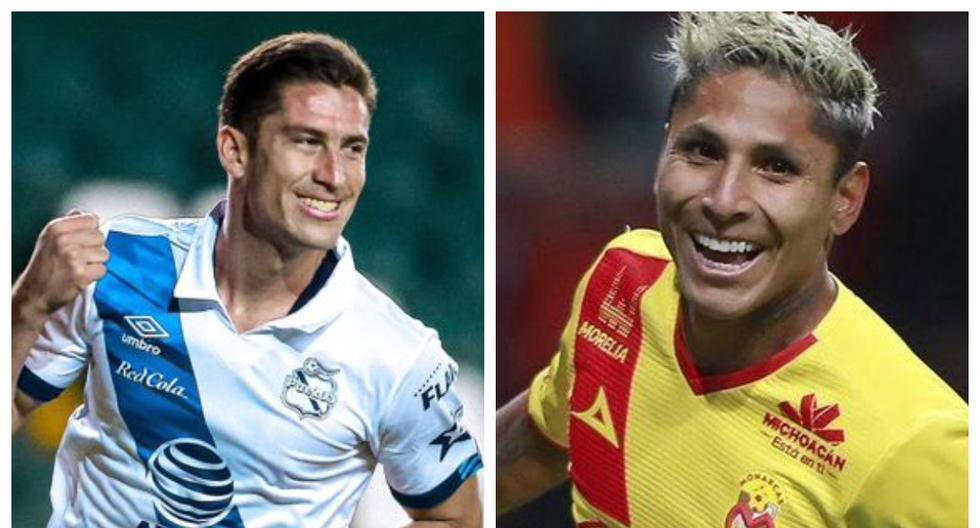 Santiago Ormeño y Raúl Ruidíaz tienen poco más de tres semanas para convencer de su titularidad a Ricardo Gareca. (Foto: Agencias).