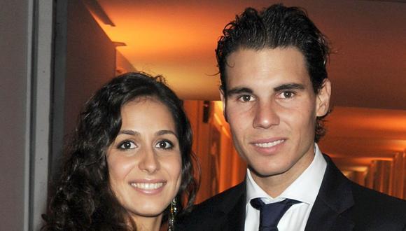 Rafael Nadal y Mery Perelló se casarán este sábado 19 en una boda de ensueño. (Foto: Getty Images)