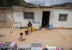 Vivir entre tierra y miseria, el precio de huir de la violencia en Venezuela