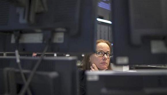 """Las bolsas europeas consideraron que la FED no fue """"lo bastante prudente"""" frente a la incertidumbre económica, según expertos. (Foto: EFE)"""