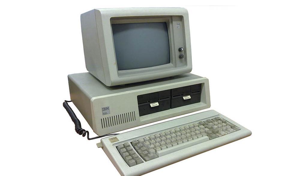 El computador  contaba con un microprocesador Intel 8088.(Foto: Wikimedia Commons)