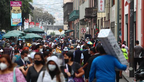 La cantidad de casos confirmados de coronavirus aumentó este martes, informó el Minsa. (Foto: Alessandro Currarino / @photo.gec)