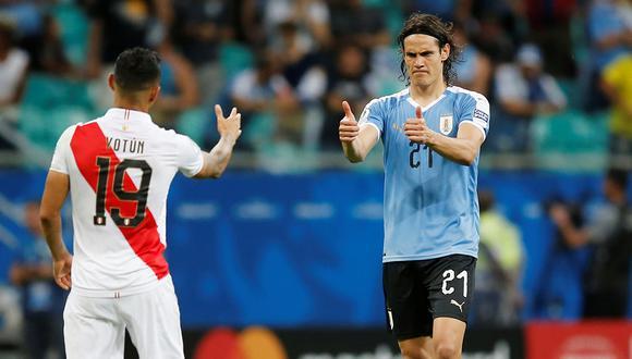 "Uruguay envió una carta a Perú pidiendo ""otro maracanazo"". (Foto. Reuters)"