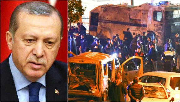 """""""Estambul vivió la manifestación más horrorosa del terrorismo"""""""