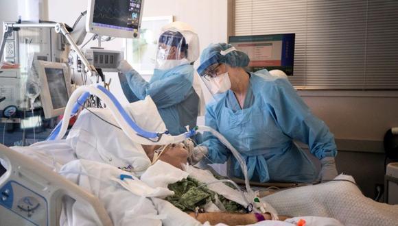 Coronavirus en Estados Unidos | Últimas noticias | Último minuto: reporte de infectados y muertos hoy, sábado 26 de septiembre del 2020 | COVID-19 USA | (Foto: EFE/Etienne Laurent/Archivo).
