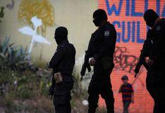 Pandilleros asesinan a tres soldados y a dos policías en El Salvador