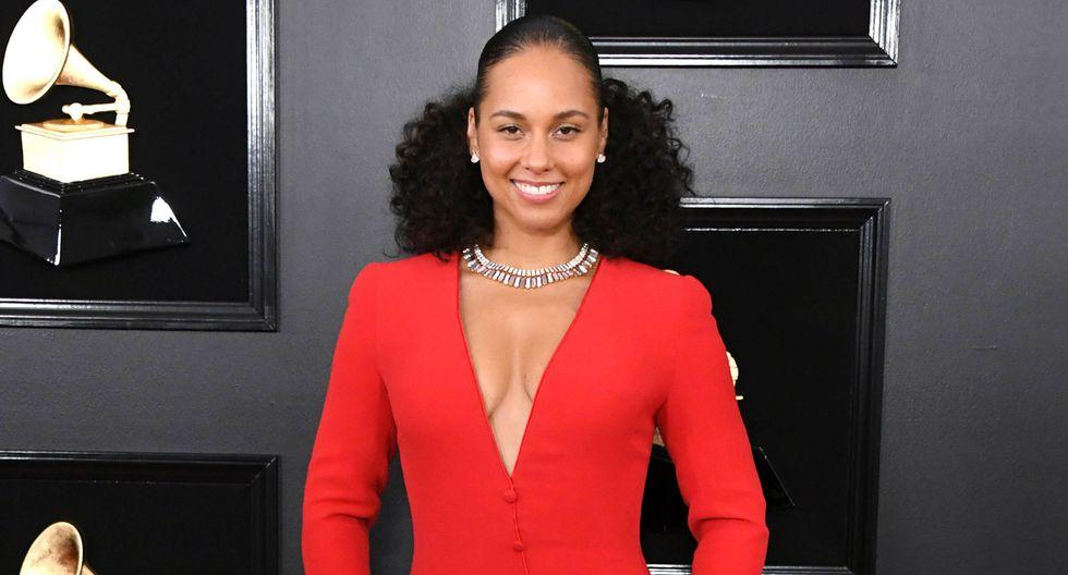Alicia Keys (Foto: AFP)