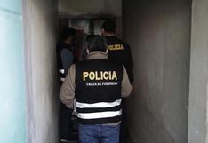 Solo hay 395 presos por trata de personas en el Perú