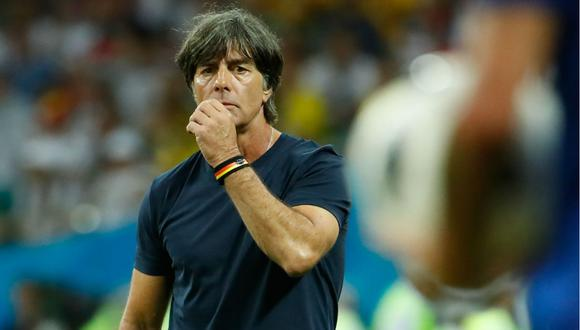 Joachim Löw se ofreció a que le reduzcan sueldo como entrenador de Alemania. (Foto: Agencias)