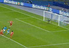 Napoli vs. Salzburgo: Haaland y el sutil remate de penal para el 1-0 en el San Paolo por la Champions League | VIDEO