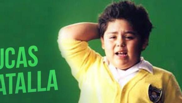 Lucas Batalla fue caracterizado por el actor infantil Andrés Márquez, quien hoy recuerda con mucho cariño a su personaje (Foto: Televisa)