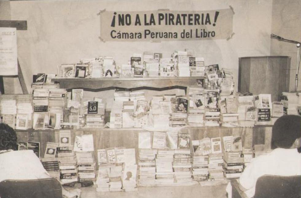 Feria del Libro Ricardo Palma: las imágenes inéditas de sus 40 años de tradición literaria