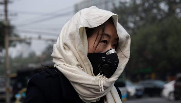 En el este de Asia, una región que incluye a China, cerca de un tercio de las muertes en 2018 se debieron a la contaminación por el uso de combustibles fósiles, de acuerdo al estudio. (Foto: Getty Images)