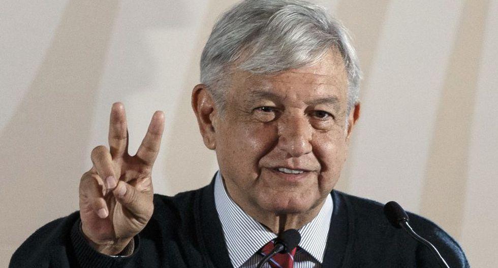 AMLO afianza su popularidad tras 100 días de mandato en México. (AP)