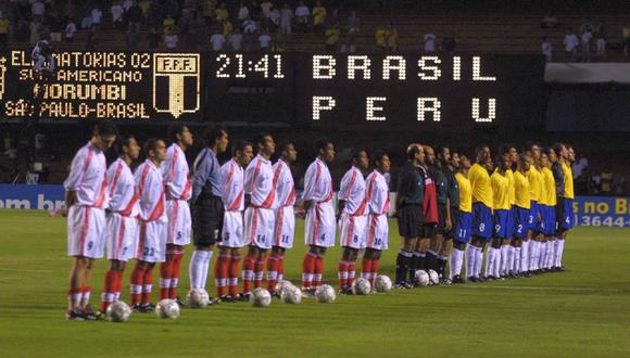 El saudí Abdul Rahman Al Zaid arbitró el histórico empate ante Brasil de visita en 2001. (Foto: Germán Falcón / Archivo GEC)