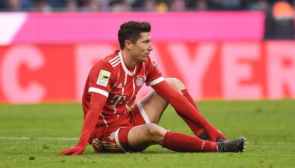 Bayern Múnich empató 0-0 con Hertha Berlín por la Bundesliga. (Foto: Agencias)