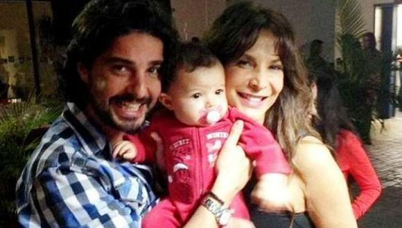 Según cuentan sus amigos, el empresario español se enamoró a primera vista de Lorena Rojas. Se quitó la vida 11 meses después de que ella muriera (Foto: TV Azteca)