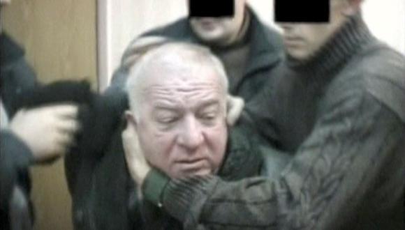 Sergei Skripal, el ex espía ruso de que fue condenado por traición. (Reuters).