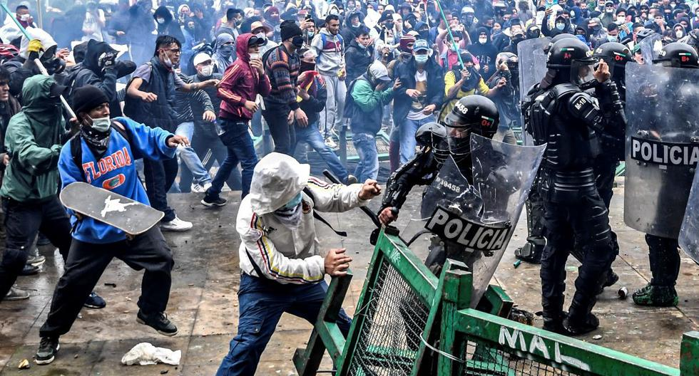 Colombia: At least 27 dead and 359 disappeared due to the repression in the Protests against Duque, confirms the Prosecutor's Office