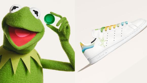 La nueva colección de clásicas Stan Smith de Adidas incorporan como materia prima  PRIMEGREEN, un tejido creado a partir de materiales reciclados. (Foto: Difusión)