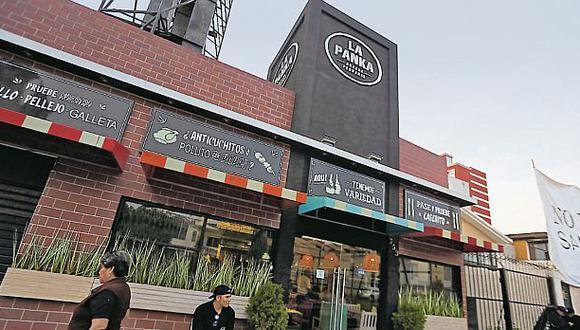 Restaurante La Panka cerrará el 2016 con nueve locales en Perú