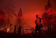 Nueva ola de calor por encima de los 30 grados centígrados amenaza con empeorar los incendios en California