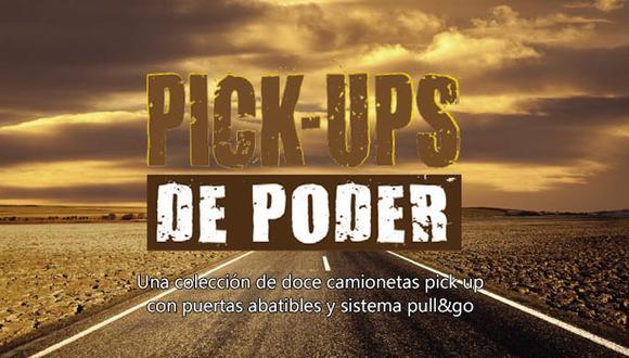 Pick Ups de poder
